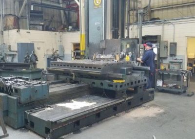 G&L Horizontal Boring Mill