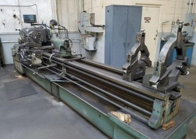 Large Engine Lathe